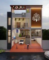 Commercial Building Plan Services, in Delhi NCR