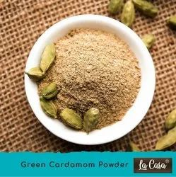 La Casa Aromatic Green Cardamom Powder, Packaging Type: Packet, Packaging Size: 1kg