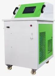 Carbon cleaning machine HHO truck & buses