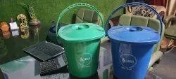 Plastic Dustbin 10 Liters