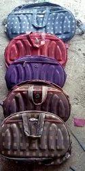 Polyester Duffle Trolley Bag