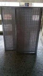 Aluminum High Velocity Panel Filter