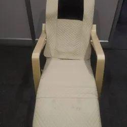 Massage chair rocking