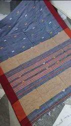 Cotton Hand Stitch Kantha Work Sarees