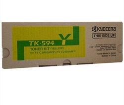 Kyocera tk594 yellow toner kit