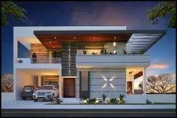 Residential Villa Construction And Interior