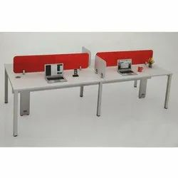 Desk based modular workstation
