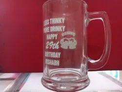 Beer Mug Printing