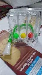 3 ball spirometer