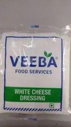 Veeba White Cheese Dressing, Packaging Size: 1kg
