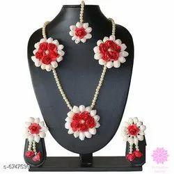 Mumbai Wedding Elegant Imitation Jewellery Set