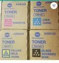 Konica Minolta TN 512 CMYK Toner Cartridge Set