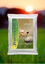 Wheat Atta, Packaging Type: Plastic Bag