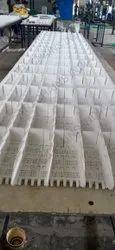 PLASTIC MODULAR BELT BUCKET BOX TYPE