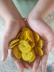 Banana Chips, Packaging Type: Packet, Packaging Size: 1 Kg