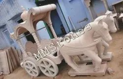 Rath or chariot of Solid Stone