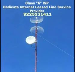 Unlimited Class - A - ISP Dedicated Internet Leased Line Service Provider
