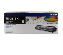 Brother TN 261 black tonar cartridge