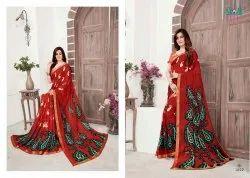 Weightless Printed Saree