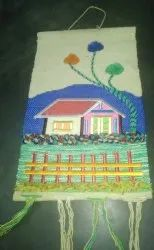 House Tapestries Zut wall hanging, For Decoration, Size: 12x18