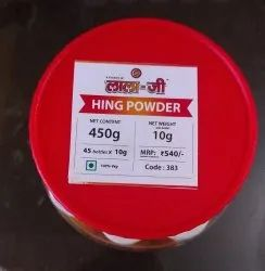 Lalaji Extra Strong Hing, Packaging Type: 45 Pcs In One Jar