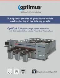 Beam Saw Opticut 2.8 (Auto)