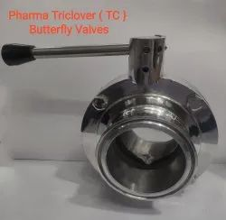 SHAH Tc End Butterfly Valve