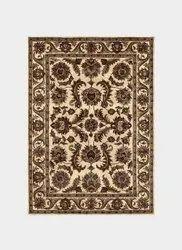 Beige Persian Hand Tufted Woolen Carpet