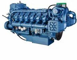 Baudouin Engine, Multi Cylinder