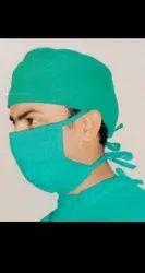 Mask And Cap( Reusable) Hospital