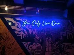 Led Neon Sign Board
