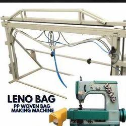 Semi Automatic Woven Sack Bag Machine