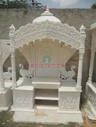 White Stone Temple, For Vietnam Marble, Size: 2.5 Feet