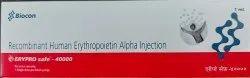 Recombinant Human Erythropoietin Alpha Injection