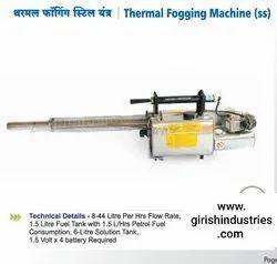 Stainless Steel Thermal Fogging Machine