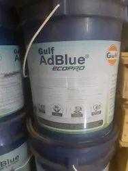 Truck Gulf Adblue, Gulf Lubricant Oil, Packaging Type: Bucket, Model/Grade: Hcv Vehicle