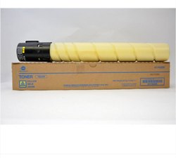 Konica Minolta TN 319Y Toner Cartridge For Laser Printer
