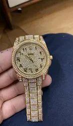 Rolex Zoom Diamonds Watches