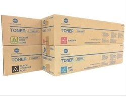 Ink Konica Minolta TN513 Toner Cartridge Set For Laser Printer