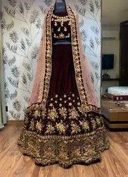 Bridal Lehengacholi
