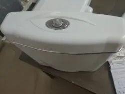 Single Flush PVC Cistern, For Toilet