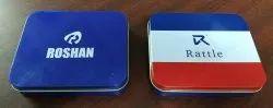 Wallet tin boxes