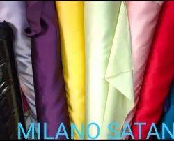Plain Satin, Gsm: 150-200