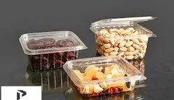 500 Ml Pet Dry Fruit Disposable Container