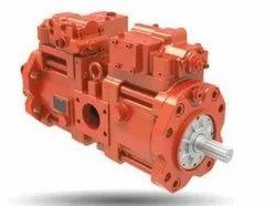 volvo 210 ec prime main hydraulic pump