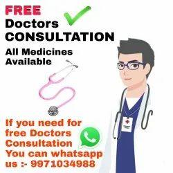 Unisex Free Consultation Doctor Consultant, Delhi
