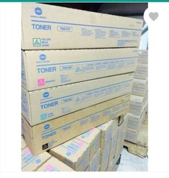 Konica Minolta TN 615 Toner Cartridge Set For Laser Printer