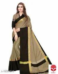 Riya Solid Art Silk Sarees Saree Fabric: Art Silk Blouse: Running Blouse