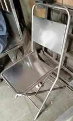 Stainless Steel Folding Chair