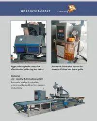 CNC Routing & Boring Centre OptiRout 9.9 V